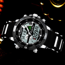 Readeel Fashion Brand Casual Watch Men Military Sports Watches Men's Waterproof Shock Led Digital Quartz Wrist Watches for Men цена