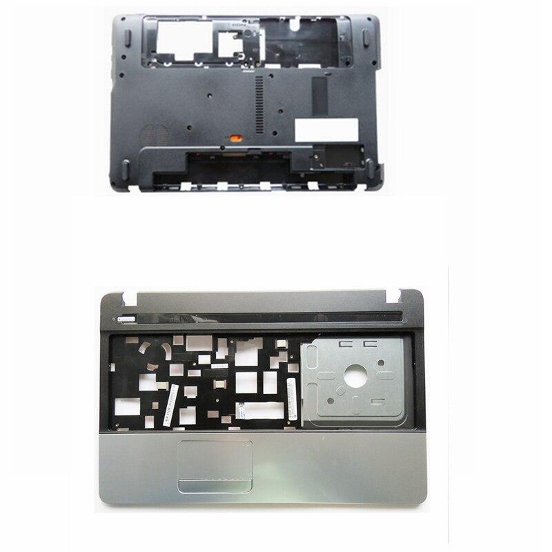 NEUE Laptop Bottom Basis Fall Abdeckung/Palmrest ober fall abdeckung für Acer E1-521 E1-531 E1-571 E1-571G E1-531G AP0NN000100