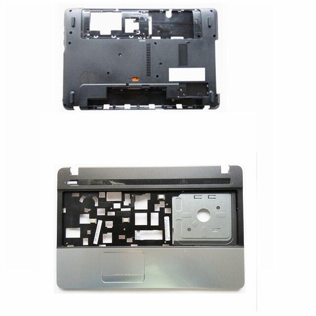 Nowy dolna podstawa laptopa pokrywa/górna obudowa do opierania dłoni obudowa do acera E1-521 E1-531 E1-571 E1-571G E1-531G AP0NN000100