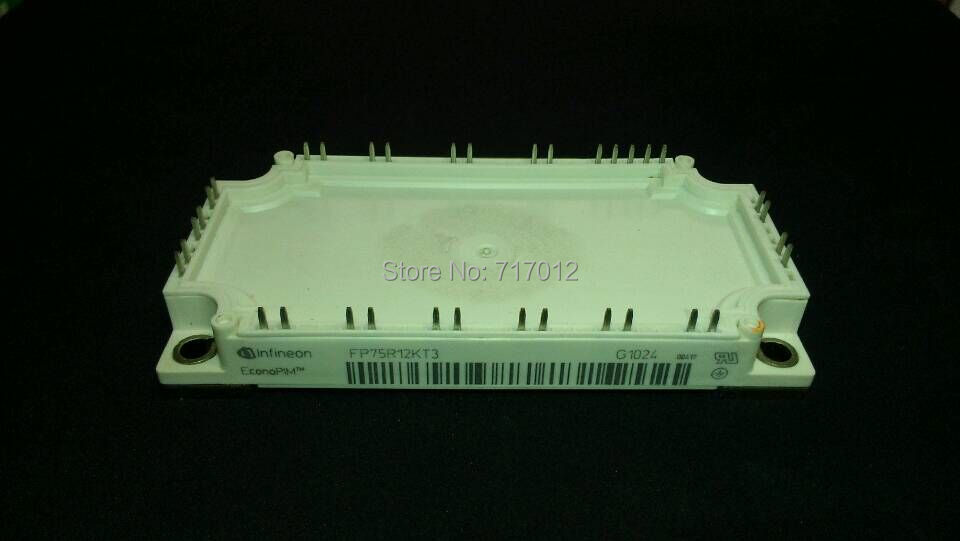 цена на Free Shipping FP75R12KT3 New products IGBT Intelligent Module: 75A1200V, element,Can directly buy or contact the seller.