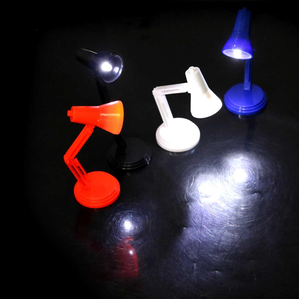 1:12 Miniatura casa delle bambole Lampada Da Soffitto HA CONDOTTO LA Luce di Casa Delle Bambole Decroation Mobili In Miniatura Giocattolo Casa di Bambole Accessorio di Illuminazione