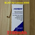 3100mAh BL207 Mobile Phone Battery Use for LENOVO K900