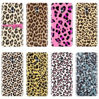 Funda de teléfono de leopardo de lujo TPU para Meizu M2 M3 M3S M5 M5C M5S M6 M6S M6T, funda trasera de silicona suave para Meizu M2 M3 M5 M6 Note