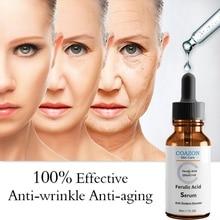 COAZON Ferulic Acid Serum Moisturizing Exfoliation Repair Wrinkles Firming Skin