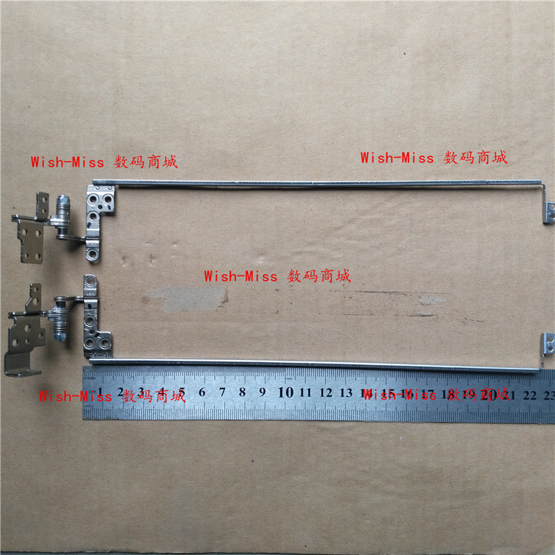 New For Samsung NP300E5K 300E5K LCD Hinges Bracket
