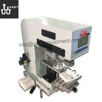Tafelblad kleine automatische tampoprinting machine met inkt cup-in Printers van Computer & Kantoor op