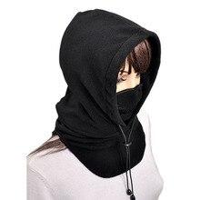 Arrival Gorro Gorros Winter Hat Women's Windproof Face Mask Muffler Scarf Fleece Wigs Female Knitted Cap Female 998