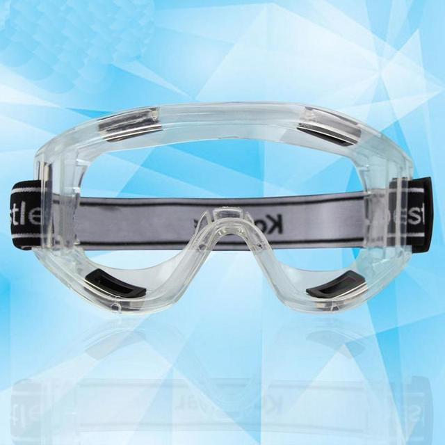 Strike  eye mask Transparent protective glasses goggles Prevent the sand storm rider chemical splash proof dust