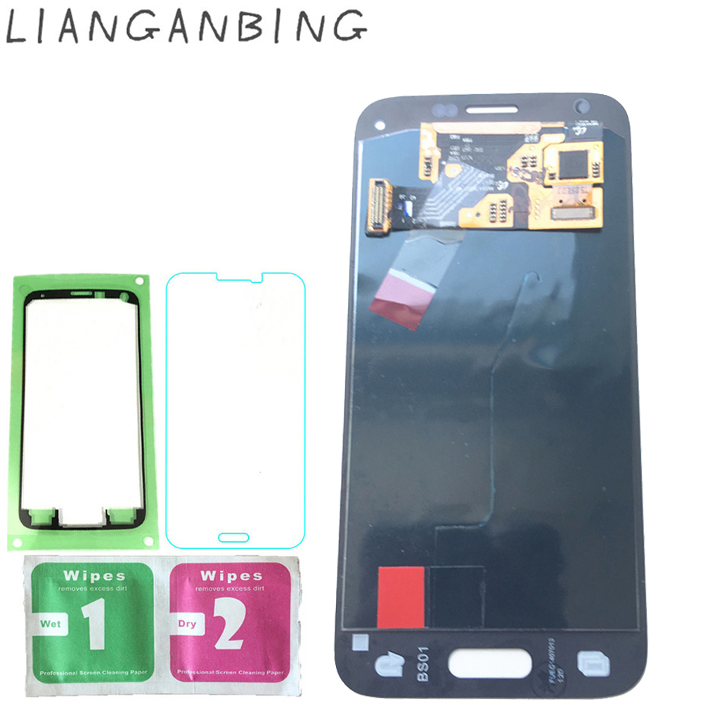 New Super AMOLED LCD S5 Mini G800 G800F G800H Display 100% Tested Working Touch Screen Assembly For Samsung Galaxy s5mini