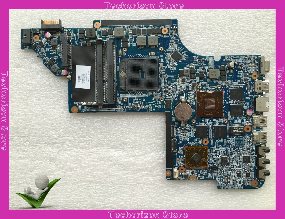 650851-001 Laptop motherboard for HP DV6 DV6-6000 laptop motherboard,100% Tested 60 days warranty  wholesale laptop motherboard 682171 001 for hp envy dv6 dv6 7000 630m 2g notebook pc systemboard 682171 501 90 days warranty