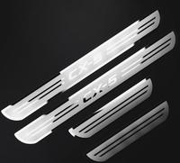 Stainless Door Scuff Sill Plate for MAZDA CX 5 2010 2019 New CX5 Door sill