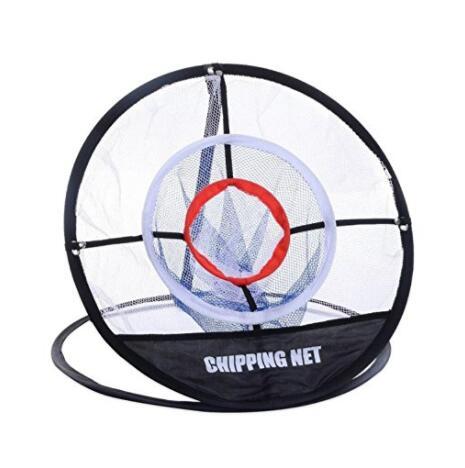 Golf Chipping Net Outdoor Practice Net, Portable Training Hitting Net