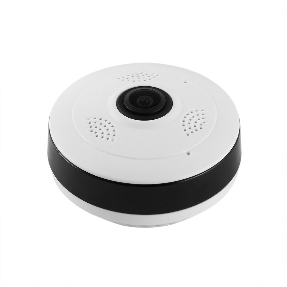 WiFi Panoramic Camera 360 Degree 1.3MP 960P HD Wireless Surveillance IP Network Home Security WiFi Monitor Camera kuhne italian соус салатный итальянский 260 г