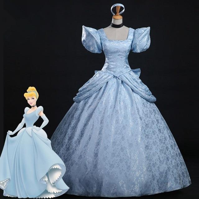 Phantasie prinzessin Cinderella kleid heißer verkauf customized ...
