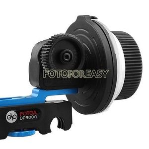 "Image 5 - FOTGA DP3000 DSLR מהדק שחרור מהיר לעקוב פוקוס עבור 15 מ""מ מוט Rig Canon 5D II III"
