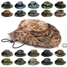 Tactical Airsoft Camouflage Boonie Hats Army Cadet Military