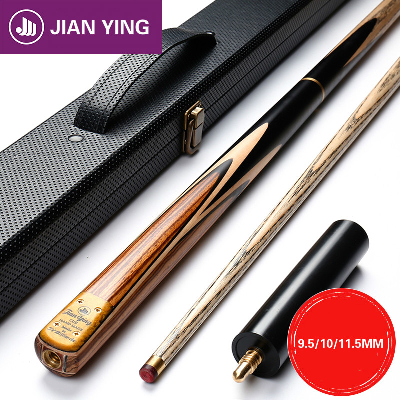 Billiard Cue Set Supplies Small Head Split British Black 8 Snooker Billiard Club Set Club Billiard