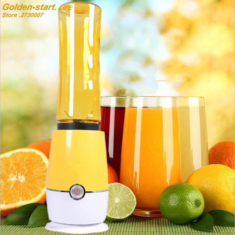 New Shake n take Electric Juicer Portable Juice Cup For Household Outdoor Travel Juice Extractor 4 Colors