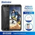 Blackview BV5500 IP68 водонепроницаемый мобильный телефон MTK6580P 2 ГБ + 16 Гб 5,5