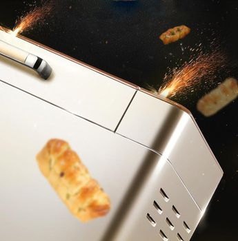 хлебопекарные смеси | Бытовая полностью автоматическая машина для выпечки хлеба многофункциональная интеллектуальная Хлебопекарная машина 1 шт.