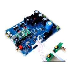 kaolanhonAC double 9V two single AK4495 Dual Parallel Decoder Board Amplifier Decoder DAC Finished Board Fiber coaxial USB input