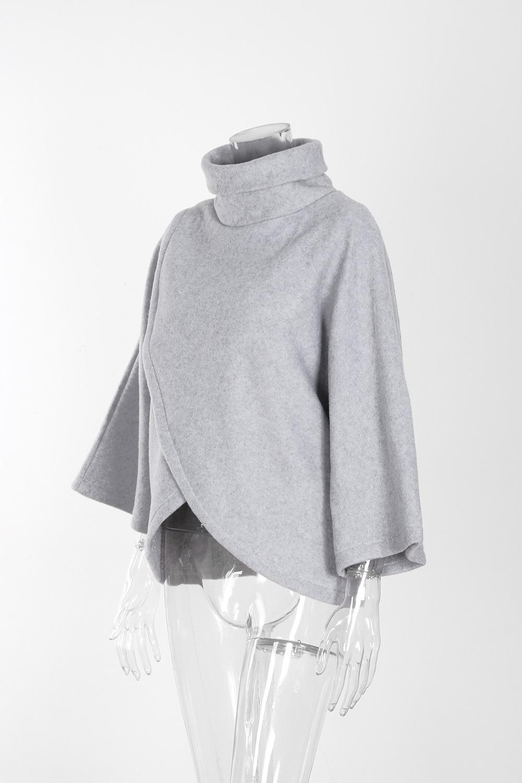 Women's  Winter Warm Jacket with High Collar