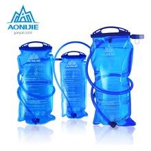 AONIJIE SD12 резервуар для воды водный Пузырь гидратация пакет сумка для хранения BPA бесплатно-1L 1.5L 2L 3L бег гидратации жилет рюкзак