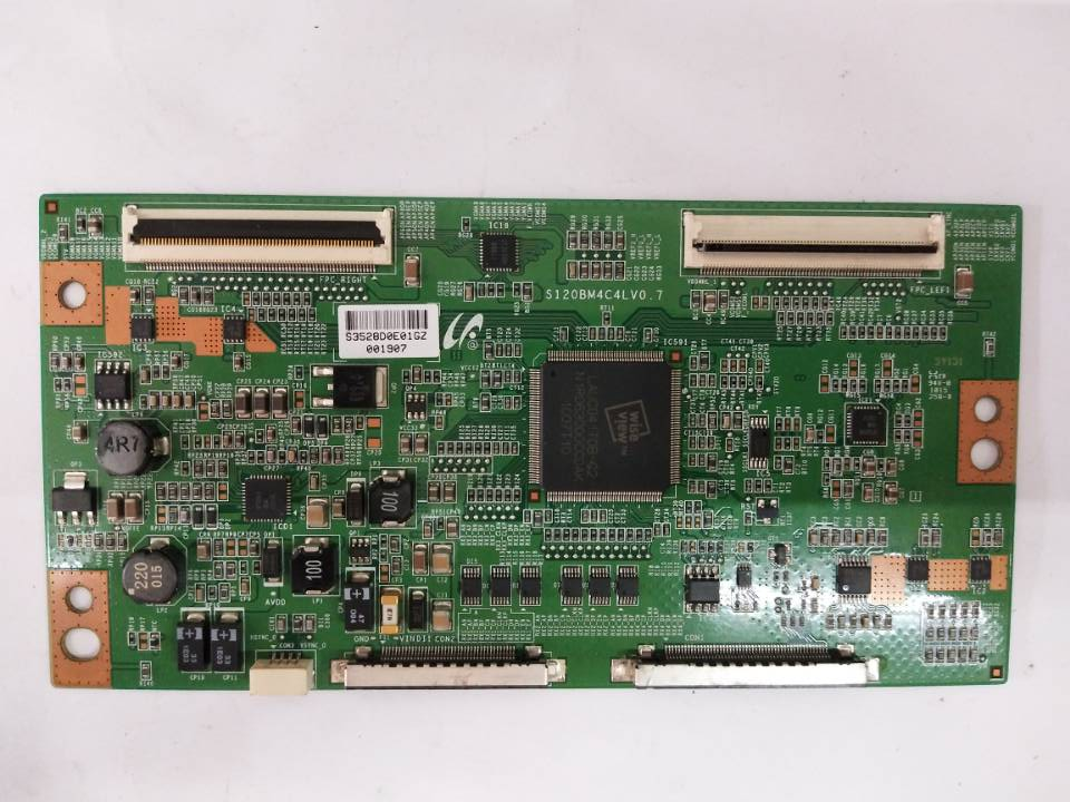 Original L55P11FBDE logic board S120BM4C4LV0.7 with screen LTA550HJ05|Circuits| |  - title=