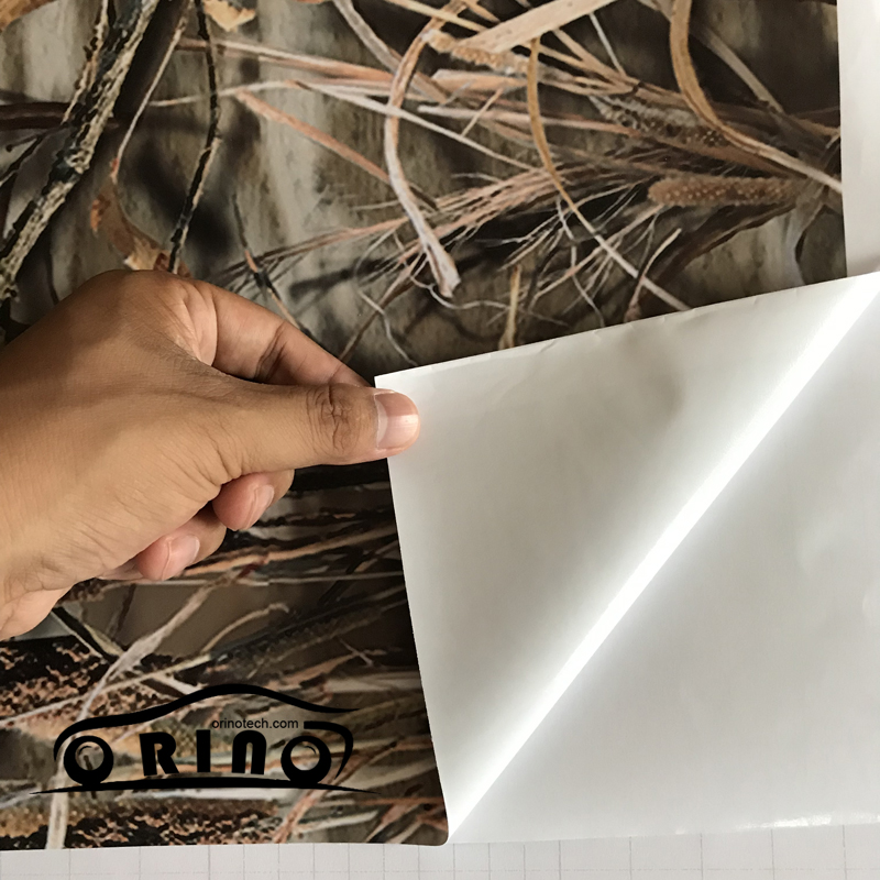 Image 3 - ORINO Film For Wrapping Self adhesive Realtree Gun Wrap Camo REALTREE Vinyl Film With Air Bubble Free Car Sticker Decal-in Car Stickers from Automobiles & Motorcycles