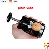 Mini Alloy Plain Vise Bench Vise Clamp Jig For Small Workpiece