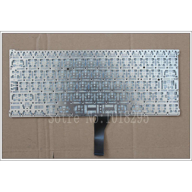 "Baru Po Keyboard untuk Mac Book Air 13 ""A1466 A1369 Portugal Keyboard Laptop MD231 MD232 MC503 MC504 2011-15 tahun"