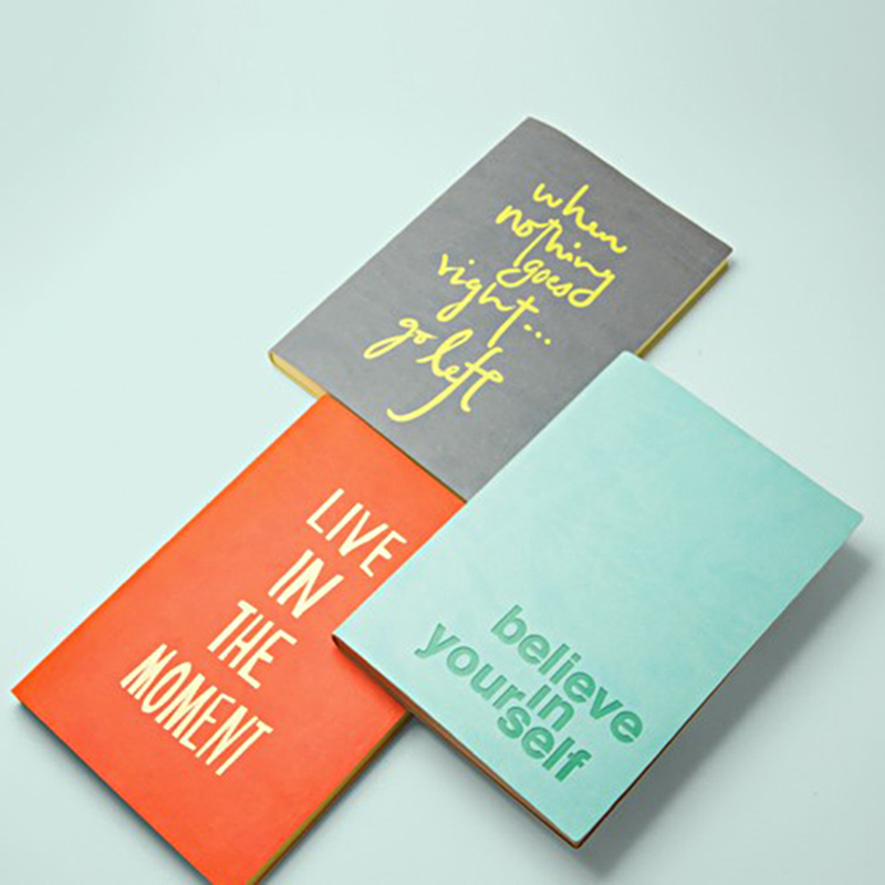 Hong Kong Daycraft Quotations Business Notebook Creative Stationery A5 Notepad Diary 1PCS hong kong offshore investment and business guide
