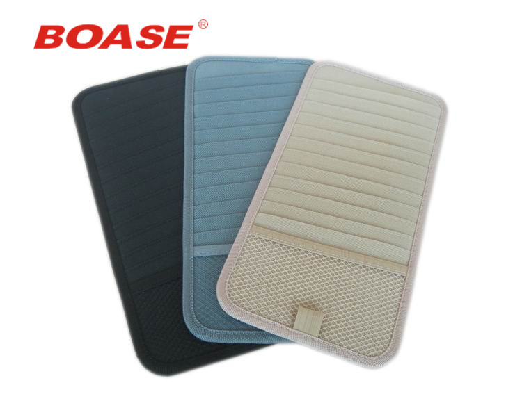 12pcs Disks Car CD Holder Auto Visor DVD Disk Card Case Clipper Bag Car Styling Interior Organizer Cover stowing tidying