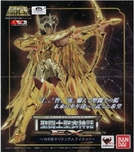 BANDAI MODEL Kit model toy saint seiya sagittarius Aioros Aiolos myth cloth ex2.0 gold anime marvel action figures toy