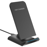 Qi Wireless Charger For Samsung Galaxy S8 S8 Plus S7 S6Edge Note 5 Qi Wireless Charging