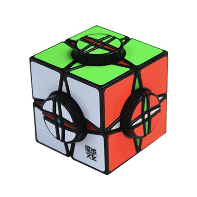 TimeWheel MoYu Cubo Mágico Iq Rompecabezas Rompecabezas Juguetes Educativos Cubos magicos