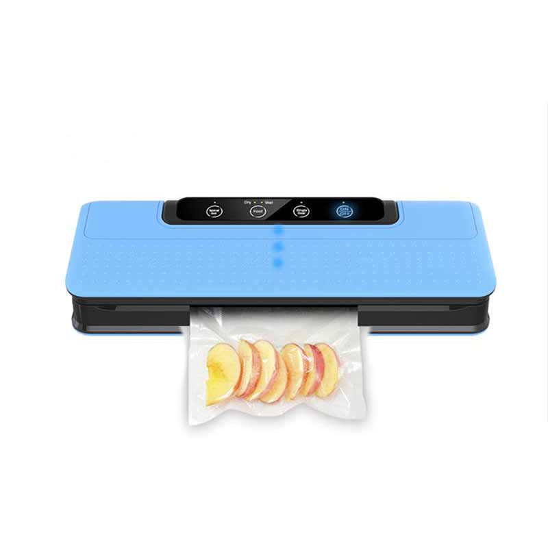 Food vacuum sealer machine automatic touch screen foodsaver vacuum heat sealer commercial rolls