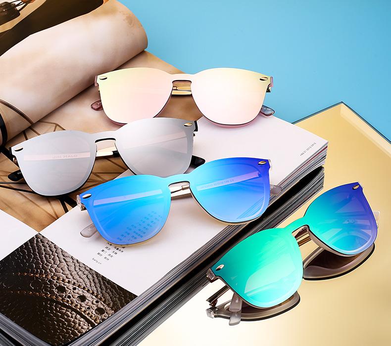 Cœur Clair - Jim Halo Sunglasses