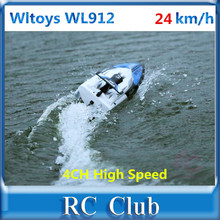 Wltoys WL912 4CH High Speed Racing RC Boat RTF 2.4GHz Remote Control Racing Boat