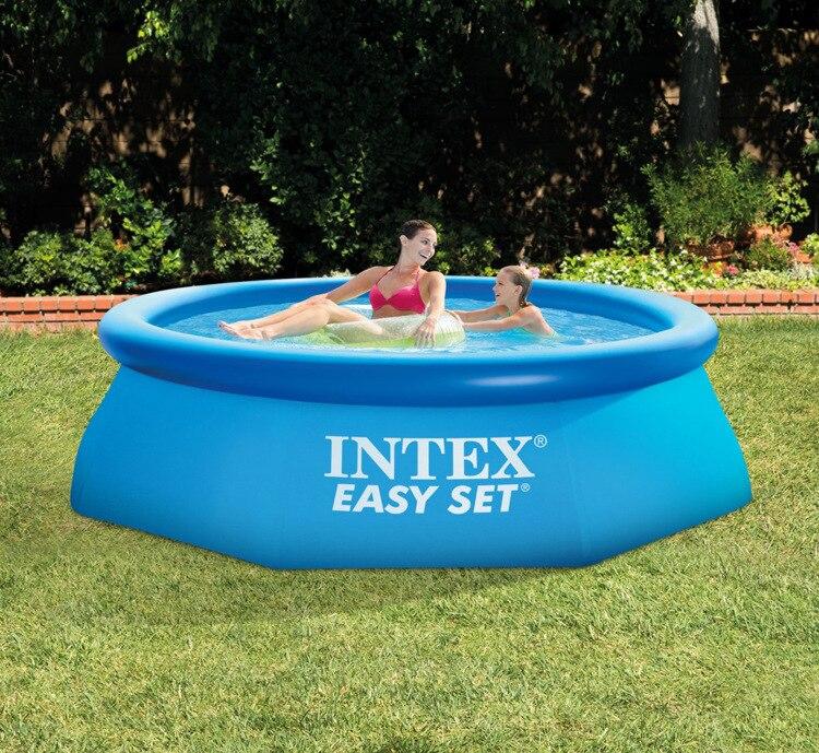 Vilead piscina infl vel material de pvc crian as banheira - Material de piscina ...
