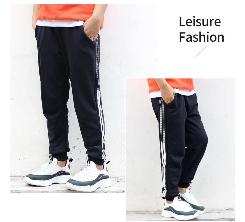 HTB1E8mrbvLsK1Rjy0Fbq6xSEXXa8 - Sport Boys Pants Cotton Teenage School Loose Trousers Casual Kids Autumn Outerwear Long Pant Children Clothes 5 8 10 12 14Y