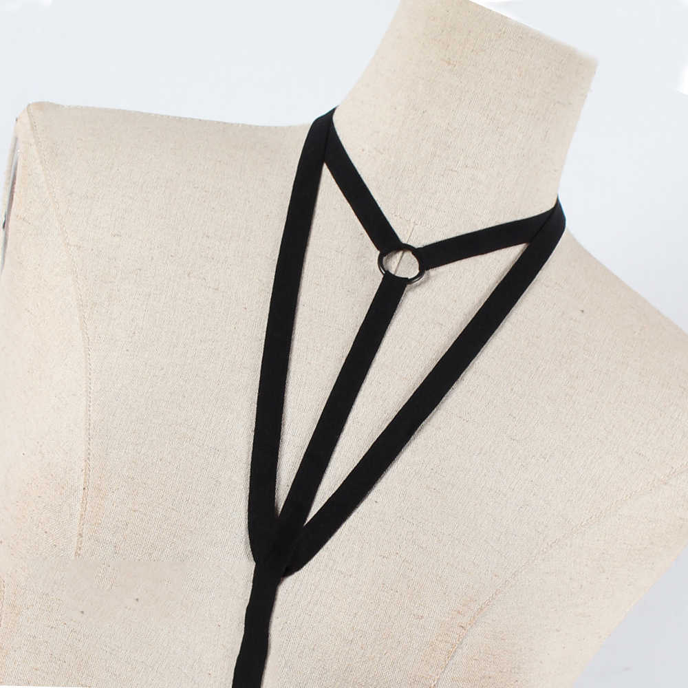 2018 frauen Sexy Bandage Bh Dessous Sommer Gürtel Dessous Hohl Cage Harness Bh Tops Push Up Crop Top Bralette bustier