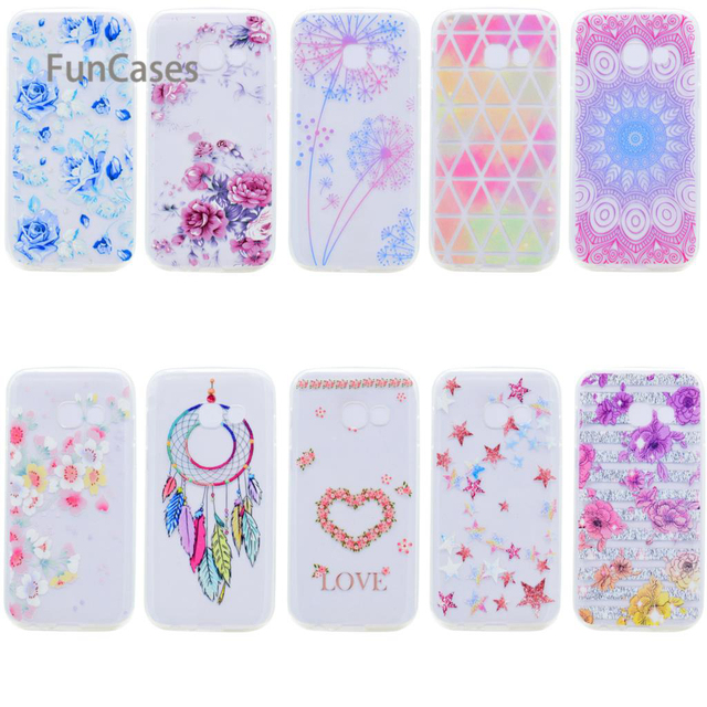 6395ad875bc Datura Case sFor Estuche Samsung J7 Prime Soft TPU Phone Case Luxury  Vintage Half Wrapped Case