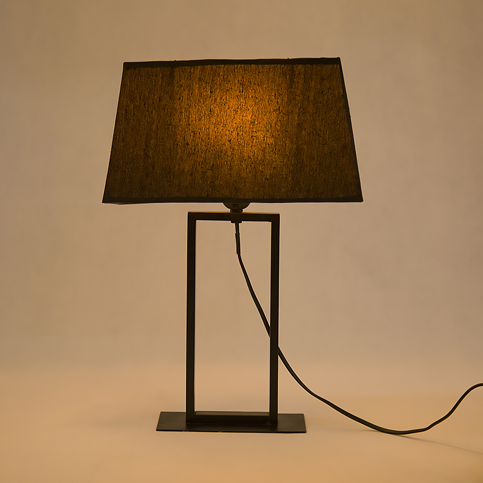 Online buy wholesale iron table base from china iron table for Table lamp bases wholesale