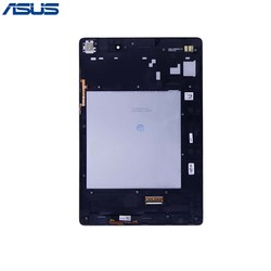 ASUS 8 cal pełna wyświetlacz LCD ekran dotykowy Panel Digitizer ramki montażowe dla ASUS Zenpad S 8.0 Z580 Z580CA Z580C 27mm z ramą w Ekrany LCD i panele do tabletów od Komputer i biuro na