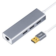 USB 3.0 Divider to RJ45 Network Interface 3.0 Gigabit Cable Network Card green usb3 0 to rj45 1000mbps ethernet cable gigabit network interface card notebook converter wholesale discount