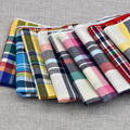 Man's Suit Pocket A Piece Of Cloth Fashion Cotton Man Small Kerchief Day Han Oumei Wind Cotton Tie Handkerchief