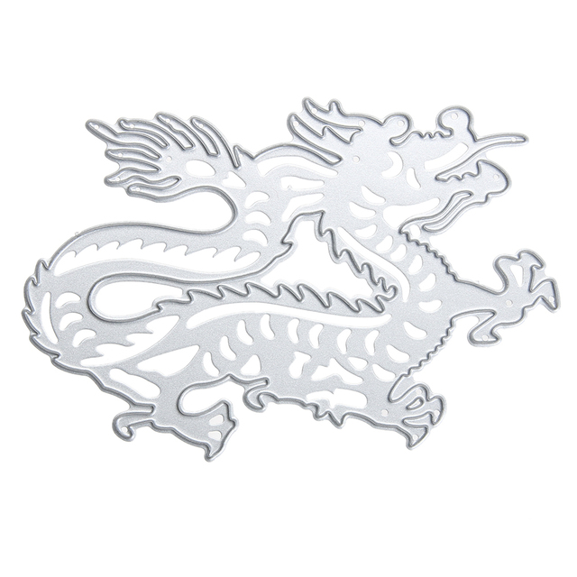 Metal Cutting Dies Love Cartoon Dragon Scrapbook Paper Cards ...