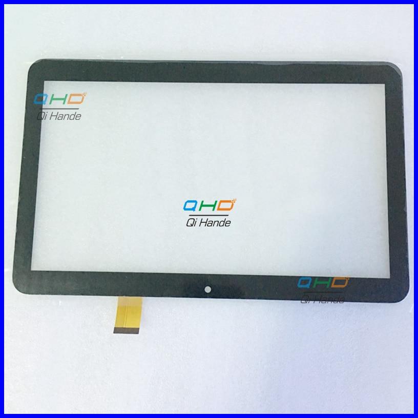 Para el efecto Tesla 10.1 3G S4T103G 10.1 pulgadas negro nuevo panel de pantalla táctil digitizer sensor reparación repuesto envío libre