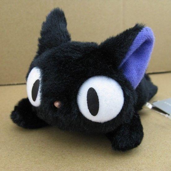 KIKI'S DELIVERY SERVICE JIJI CAT SOFT PLUSH Toy New